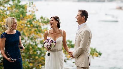 Cassie + Robert: Cassie The Wedding Goddess?