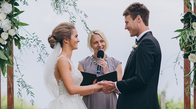 Elle + James: Love In The Mudgee Vines