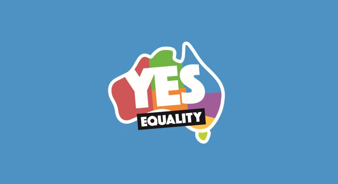 Marriage Equality becomes law in Australia