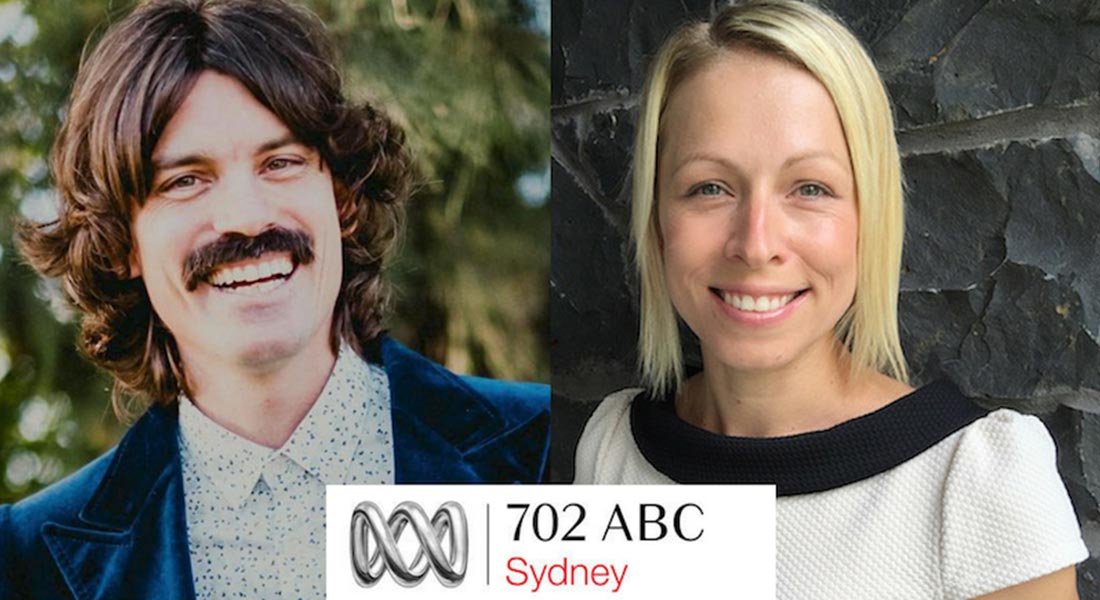 ABC Radio Interview with Nicky + Todd
