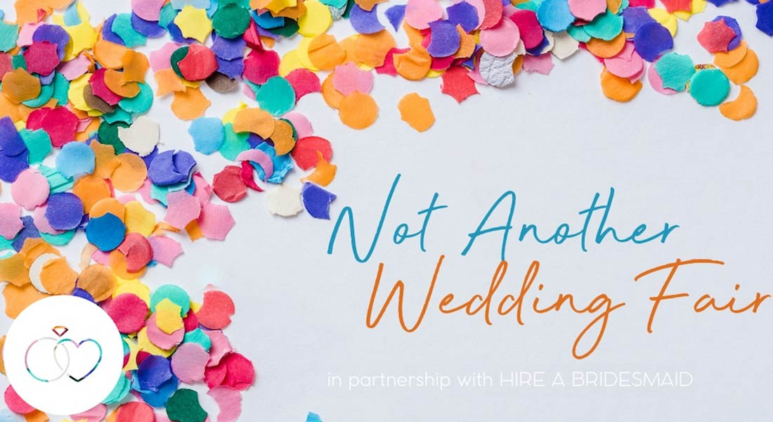 Win tickets to Not Another Wedding Fair