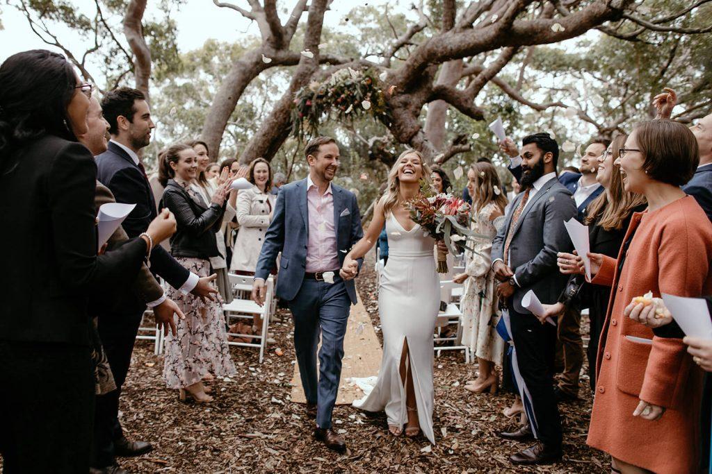 McKay Reserve Palm Beach Sydney Wedding Ceremony Samantha Heather Photography Marry Me Nicky Nicky Surnicky