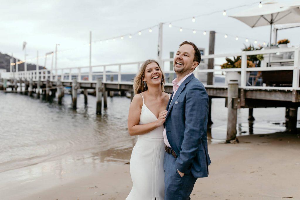 The Boathouse Palm Beach Sydney Wedding Samantha Heather Photography Marry Me Nicky Nicky Surnicky