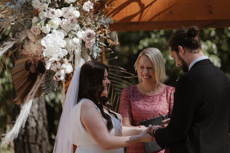 Bilpin Resort Wedding Ceremony Dean Snushall Photography Marry Me Nicky Nicky Surnicky Sydney Wedding Celebrant