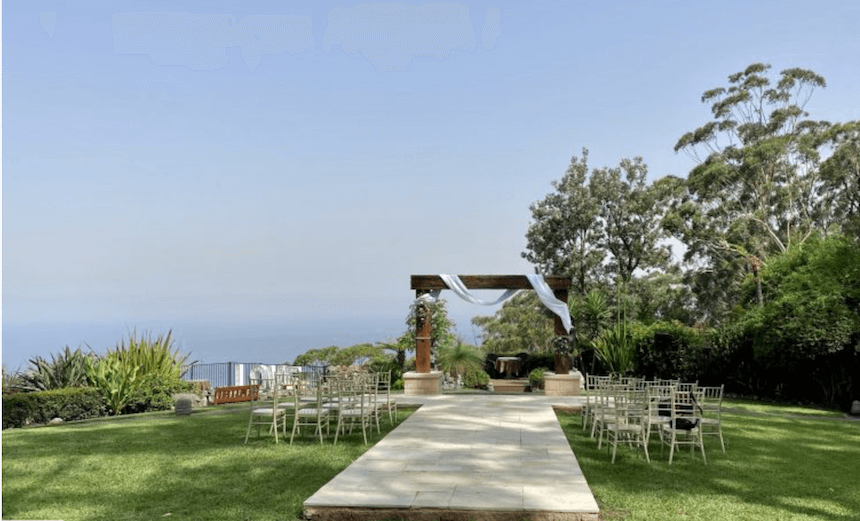 Tumbling Waters Retreat Stanwell Tops Wedding Ceremony Top 5 Sutherland Shire Wedding Venues Nicky Surnicky Marry Me Nicky Sydney Marriage Celebrant