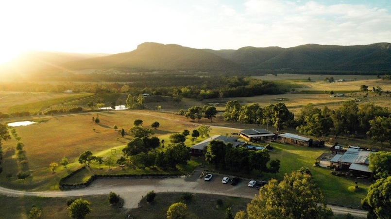 Adams Peak Country Estate, The Best Hunter Valley Wedding Venue
