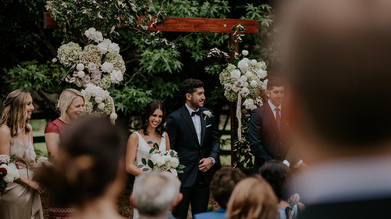 Lauren + Tom: Wonderful Worrowing Wedding